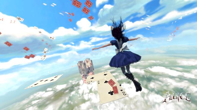 Alice Madness Returns - Retour au Pays de la Folie Card-bridge
